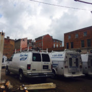 Robert Jones Plumbing Vehicles Cincinnati ver-The-Rhine OTR