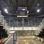 US Bank Arena Plumbing